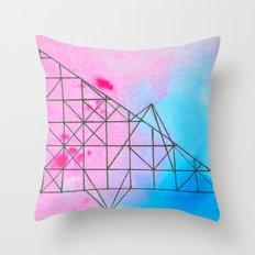 Geometric 536 Throw Pillow