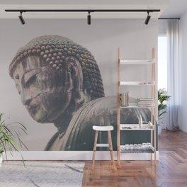 Big Buddha Wall Mural