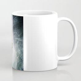 trad skull anchor Coffee Mug