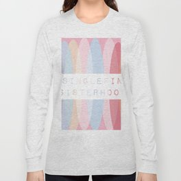 Singlefin Sisterhood Long Sleeve T-shirt