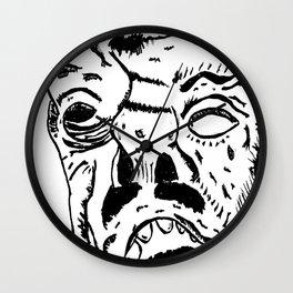 Hideous Wall Clock