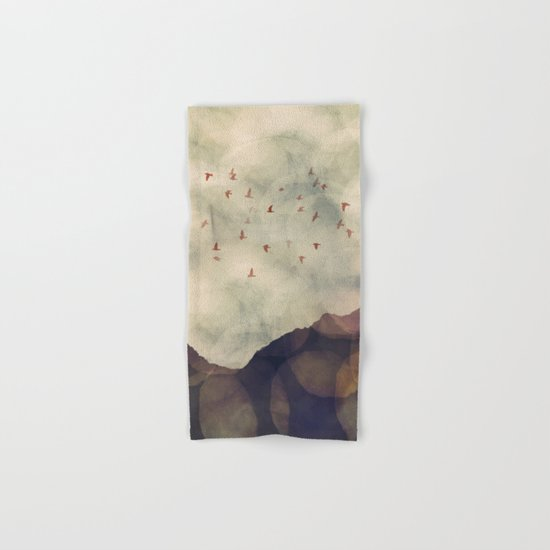 Dusk Hand & Bath Towel
