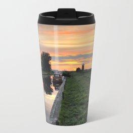 West Somerton Sunset Travel Mug
