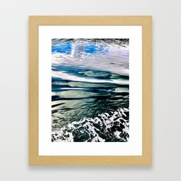 Pacific Ocean 1 Framed Art Print