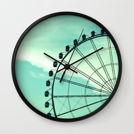 The joy of Life Wall Clock