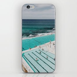 Bondi Icerbergs iPhone Skin