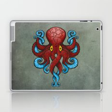 Red Dectopus Laptop & iPad Skin