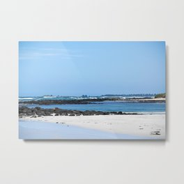 Looking West // Killarney Beach Metal Print