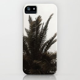 Tropical Jungle Vibes iPhone Case