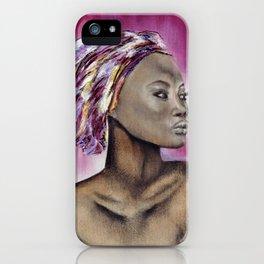 330. Zoya iPhone Case