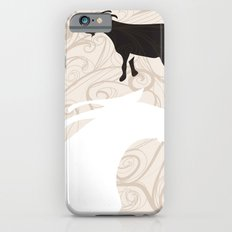 Farm Poster #1 -Goats iPhone 6s Slim Case