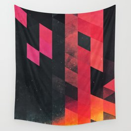 ylmyst tyme Wall Tapestry