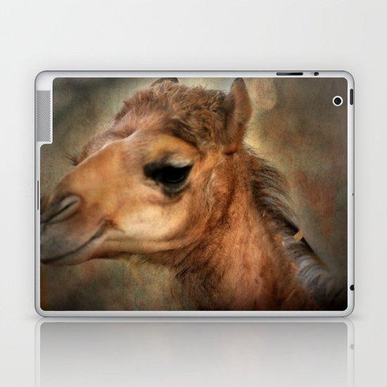 The Camel's Secret Laptop & iPad Skin