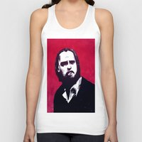 nick cave Tank Tops featuring Nick Cave by James Courtney-Prior
