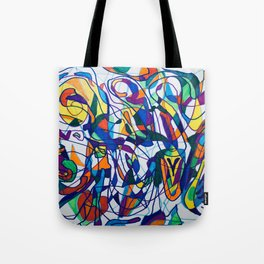 An Extravagant Entanglement Tote Bag