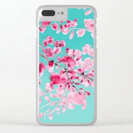 You're My Cup of Tea Clear iPhone Case