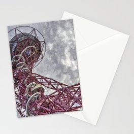 The Arcelormittal Orbit Art Stationery Cards