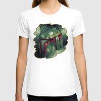 boba fett T-shirts featuring Boba Fett by Cargorabbit