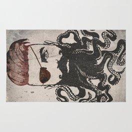 Black Beard Rug