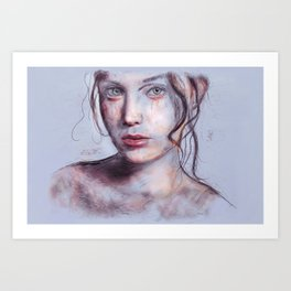 Deep Soul 20 Art Print