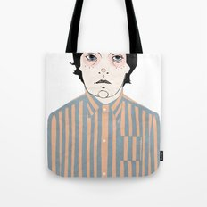 Stripes Tote Bag