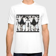 Seperation Mens Fitted Tee White MEDIUM