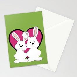 BE MY VALENTINE (love heart) Stationery Cards
