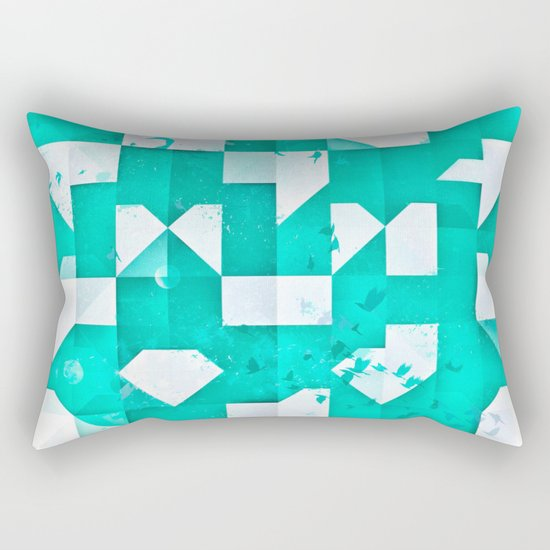 pypyr glyczyr Rectangular Pillow
