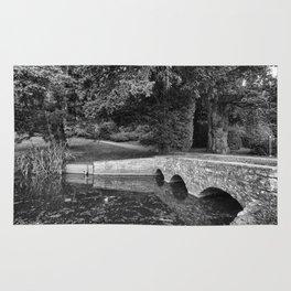 Newton Park Bridge. Rug