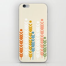 Barley iPhone & iPod Skin
