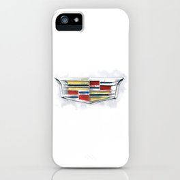 Cadillac #1 iPhone Case