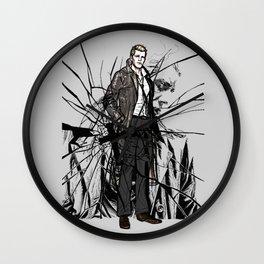 Hellblazer Wall Clock