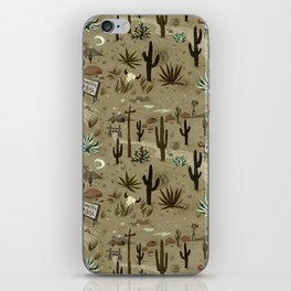Snakebite Ranch iPhone Skin