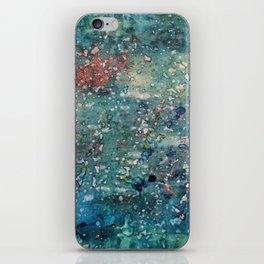 Fish Pond iPhone Skin