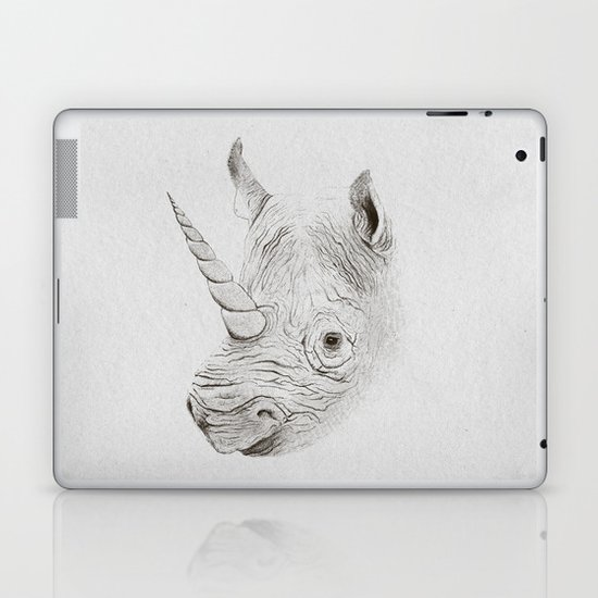 Rhinoplasty Laptop & iPad Skin