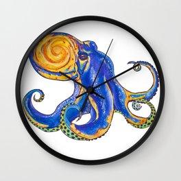 Galactapus Wall Clock