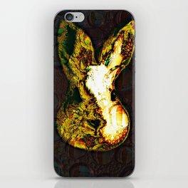 Wild Wabbit iPhone Skin