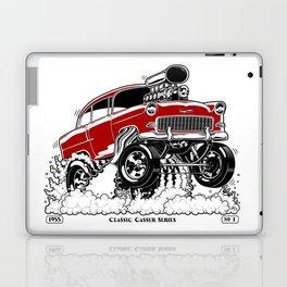 55 Gasser Series REV-2 RED Laptop & iPad Skin