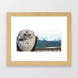 Pay Per View Framed Art Print