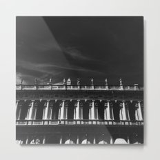 Above the edge Metal Print