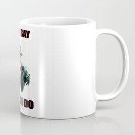 Good Vs, Evil Coffee Mug