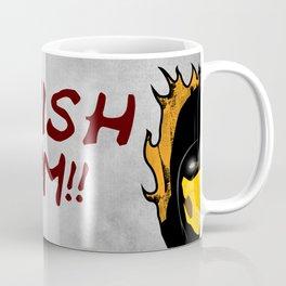 Scorpion / Sub Zero Mortal X  Coffee Mug