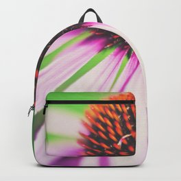 Macro Flower 05 Backpack
