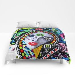 SERPENTINA COLORIDA Comforters