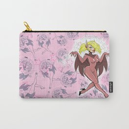 Pinky Bat Carry-All Pouch