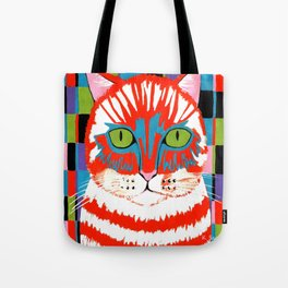 Bad Cattitude - Cats Tote Bag