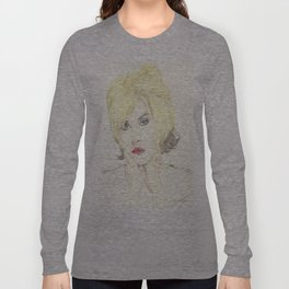 Debbie Harry Long Sleeve T-shirt