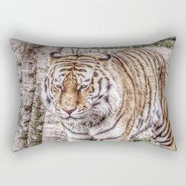 Painted Tiger 31801 Rectangular Pillow