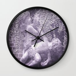 PHIPPS ANGELS Wall Clock