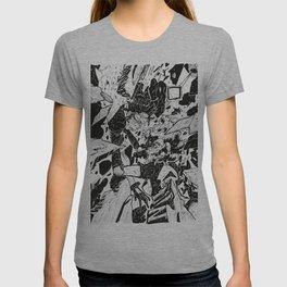 Here to Mars T-shirt